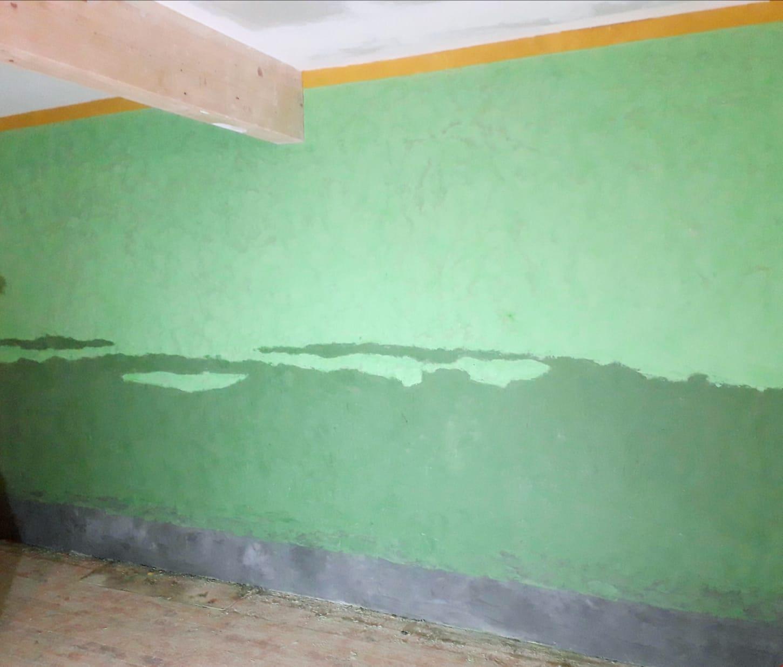 Mur Finition Tadelakt